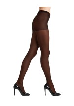 5 PAIR PACK Semi-Opaque Tights 40 Denier Matt Finish Plain