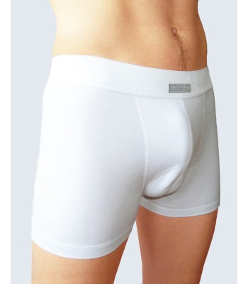 Boxer Trunks - White