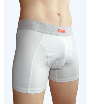 ECO Organic Cotton Boxer Trunks Natural White