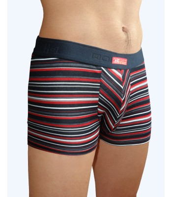 Soft Touch Striped Boxers Trunks