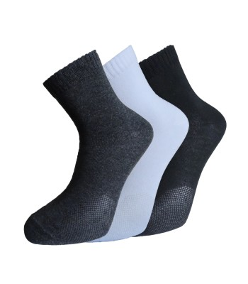 Cotton Rich Sport Socks - 3 Pairs Pack